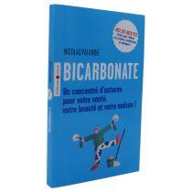 """Troisième édition du livre """"BICARBONATE : un concentré d'astuces pour votre santé, votre beauté et votre maison"""" par Nicolas Palangié"""