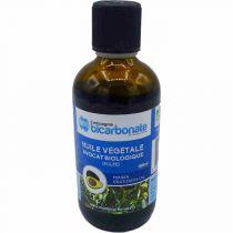 Huile végétale naturelle d'Avocat BIO – 100 ml
