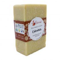 « Calendula » - savon saponifié à froid Peau fragile à sèche