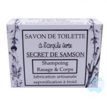 « Le Savon Secret de Samson» spécial Homme du royaume de flore