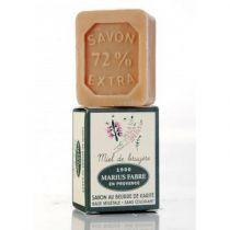 Savon de Marseille parfumé Miel de Bruyère Marius Fabre 40 g
