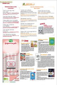 P.18 L'écolomag MAI-JUIN 2014 Cie du Bicarbonate