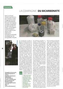 Chauny Mag - septembre 2017 - Compagnie du bicarbonate